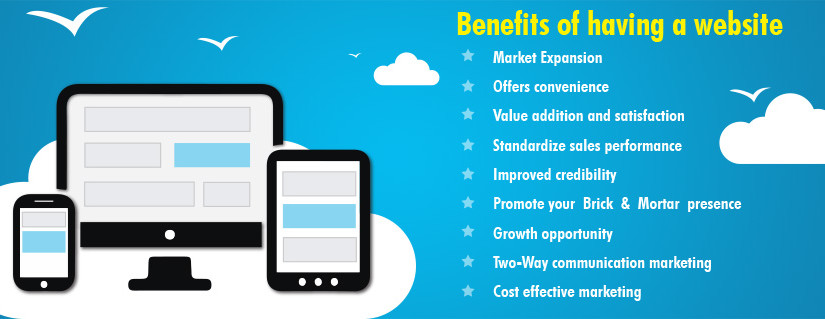 Benefits Of Having A Business Website